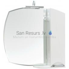 Aqua Rodos Glorija ZGLP75 (L) Spoguļskapis, 75cm