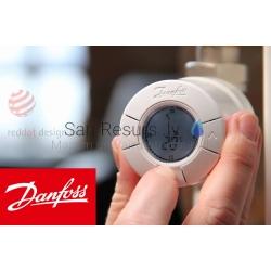 Living by Danfoss programmējamie termostati