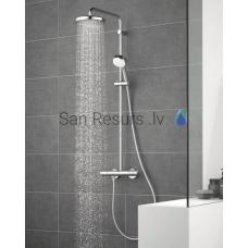 GROHE dušas sistēma ar termostatu TEMPESTA COSMOPOLITAN 210