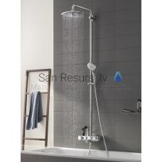 GROHE dušas sistēma ar termostatu SmartControl EUPHORIA MONO 260