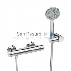 Deep termostats dušai, ar dušas garnitūru