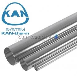 KAN-therm Steel presējamās caurules