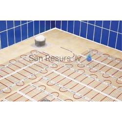 Elektriskā grīdas apsildes sistēma