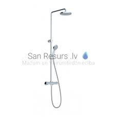 Ravak dušas sistēma ar termostatisko jaucējkrānu TE 091.00/150