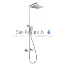 Ravak dušas sistēma ar termostatisko jaucējkrānu 10° Free TD F 091.00/150