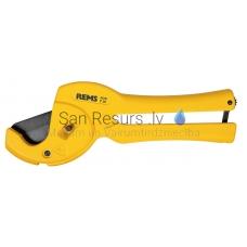 REMS cauruļu šķēres ROS P 26 (ātra atdalīšana vienā solī)