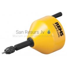 REMS cauruļu tīrīšanas ierīce Mini-Cobra