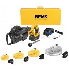 REMS akumulatora cauruļu locītājs Akku-Curvo 22V Set 15-18-22-28