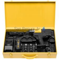 REMS akumulatoru darbināmā aksiālā prese Akku-Ex-Press P 22V ACC Basic-Pack