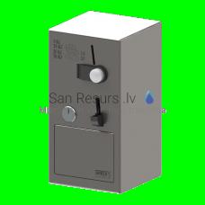 SANELA monētu un žetonu automāts durvju atvēršanai, ar GSM moduli, 24 V