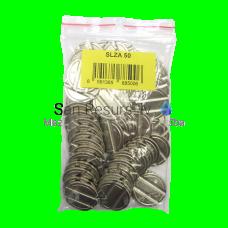 SANELA 50 žetonu komplekts monētu un žetonu automātiem SLZA 01xx, SLZA 02xx, SLZA 03xx, SLZA 40 un SLZA 41
