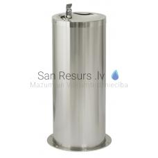 SANELA nerūsejošā tērauda automātiskā dzeramā ūdens strūklaka SLUN 23E 24V