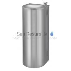 SANELA nerūsejošā tērauda dzeramā ūdens strūklaka SLUN 43C