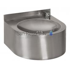 SANELA nerūsejošā tērauda automātiskā dzeramā ūdens strūklaka SLUN 62EB 6V