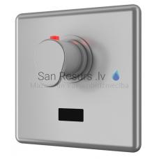 SANELA automātiska dušas vadība SLS 02T 24V ar termostatiskais jaucējkrāns