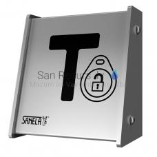 SANELA RFID žetonu mašīna durvju atvēršanai SLZA 30A