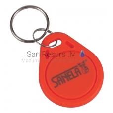 SANELA 50 plastmasas RFID žetonu komplekts žetonu automātiem SLZA 51R