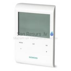 Siemens istabas termostats ar automātisko taimeri RDE100.1