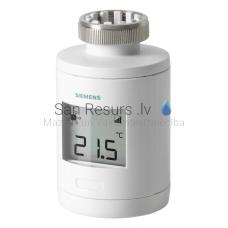 Siemens radiatora vārsta bezvadu izpildmehānisms