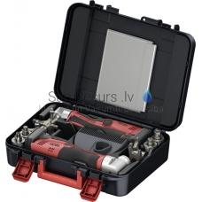 TECEflex Razfaz instrumentu komplekts ar akumulatoru