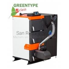 5 klases granulu apkures katls TIS DUO PELLET 15 (5-15 kW)