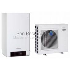 VIESSMANN gaisa/ūdens siltumsūknis Vitocal 100-S ( 6.1kW) ar dzesēšanas funkciju