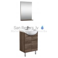 KAME vannas istabas mēbeļu komplekts 50cm (3 in 1)