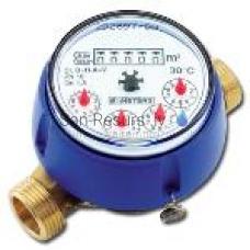 Ūdens skaitītājs B-Meter 3/4' 2,5 m³/h 30°C bez saskrūvēm