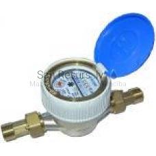 Dzīvokļa ūdens skaitītājs B-Meter 110mm 1/2' Qn1,5 MID KLASE 90°C