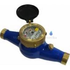 Mājas ūdens skaitītājs Minol 11/2' 10 m³/h 30°C ar saskrūvēm