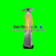 Āra infrasarkanais gāzes sildītājs BOGH-15