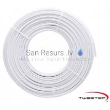 Tweetop PERT/AL/PERT daudzslāņu caurule DN 16x2 (iepakojums 100m) (cena par 1 metru)